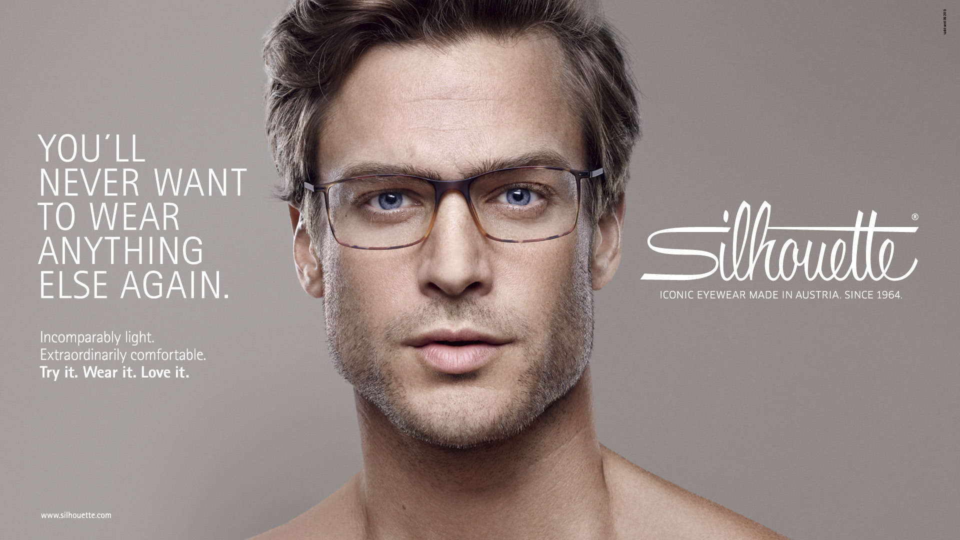 Silhouette frames for men Forsight Opticians